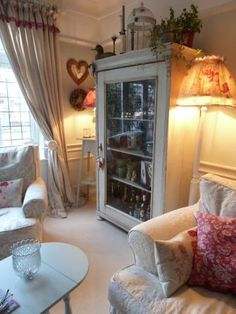 Cosy Sitting Room with Kate Forman Soft Furnishings