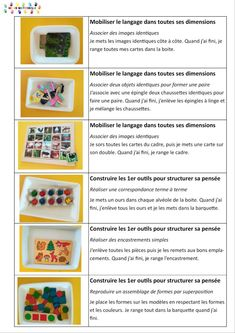 petite section Autonomous Workshops Period 1 for Small Sections (PS) - MC in Kindergarten you can find similar pins below. We have brought the best of. How To Speak Chinese, How To Speak Spanish, Math Literacy, Literacy Centers, Autism Education, Workshop, Activity Centers, Educational Toys, Zaha Hadid