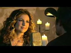 I need you- Faith Hill ft Tim McGraw...this one is simply beautiful.