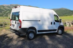 Small, Simple, Efficient RAM ProMaster DIY Camper Van Conversion