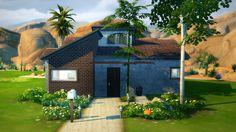 Pascal - Maison pour Les Sims 4