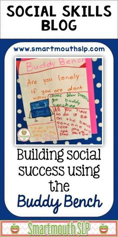 Social skills blog o