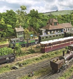 Image detail for -BRM Scenery Special - The County Gate Adventure | Model Railways Live