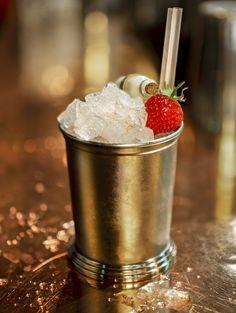 Enjoy a 'Centre Court Serve' at Dirty Martini... http://www.thestylelane.com/centre-court-serve-cocktail/4589927130