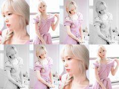 テヨンは、本当にラプンツェル姫だった♥とても特別な日Goods - Taeyeon Candy News ☺ Snsd