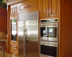 Cooktop Kitchen Oven Decor Ideas - Luxury Kitchen Design Ideas ...