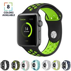 Apple Watch Band, Sport Silicone Strap