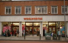 And you still miss Woolworths. WOOLIES!!! I remember going past the sweets in there when I was little.