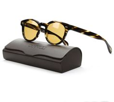 b9486f5898 Oliver Peoples - tortoiseshell sunglasses - You know that the devil is in  the details.