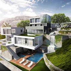 #Modern #Mansion #Living #lifestyle #success #family