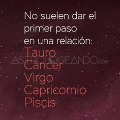 #Tauro #Cáncer #Virgo #Capricornio #Piscis #Astrología #Zodiaco #Astrologeando | astrologeando.com