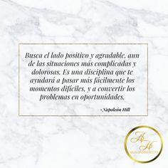 Busca el lado positivo y agradable...  #frases #negocios #marketing  http://anahilarski.com/que-puedo-hacer-por-ti/