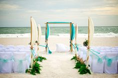 Enjoy your beach weddings in Florida with our King Neptune wedding ceremony package.