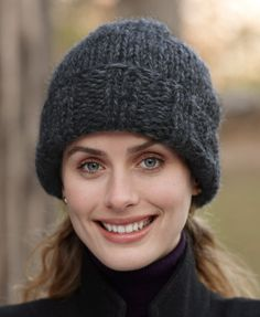 Free Knitting Pattern: Eagle Bay Hat