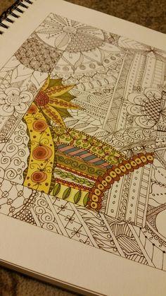 Tangled, Zentangle, Vintage World Maps, Inspiration, Art, Biblical Inspiration, Art Background, Rapunzel, Zentangle Patterns