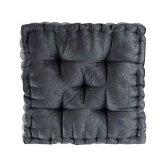 Shop Intelligent Designs Charvi Poly Chenille Square Floor Pillow Cushion - On Sale - Overstock - 21596131 Square Floor Pillows, Square Pouf, Floor Cushions, Chair Cushions, Dyi, Meditation Cushion, Intelligent Design, Chair Bench, Chenille Fabric