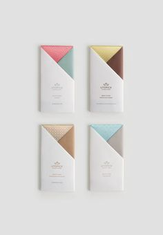 Utopick Chocolates on Behance
