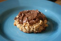 Recipe: PB Granola Cookies