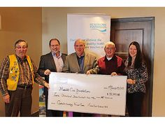 Lions Club has its eye on vision care - Community - The Telegram