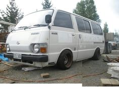 Toyota Hiace   Lowered, JDM