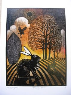 Midnight Hare by Ian MacCulloch
