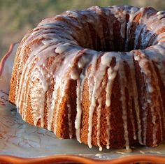 Sweet Potato Pound Cake like the glaze on this one Have used this recipe but the cake itself was not that awesome. Might try one from my other board.