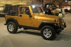 2003 Jeep Wrangler Rubicon Car #6 mine is a wrangler sport but this color is a Rubicon color and not a sport color. .. I got one of the few sports in inks gold.