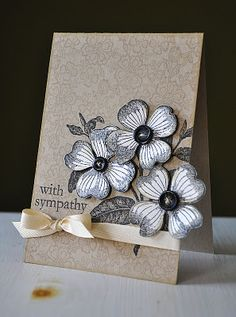 Beautiful card by Maile Belles