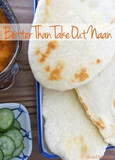 Easy naan recipe, learn how to make naan bread, Indian naan recipe: The best part of Indian food... naan! Learn how to make this easy naan recipe that is just as good as you favorite restaurant!  via @brendidblog