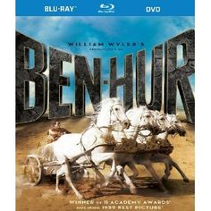 Ben-Hur (50th Anniversary Blu-ray/DVD Combo Pack) [Blu-ray] (1959)