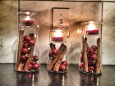 Decorating our home for the holidays with #Partylite! Clearly Creative Symmetry Trio: http://www.partylite.com/legacy/regional/productcatalog?page=productdetail&sku=P91205&categoryId=58203&showCrumbs=true