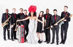 Mainstage Motown | Band in London | Headliner // Wedding