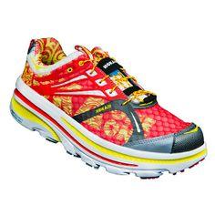 Hoka Women's Bondi Speed Running Shoes  -  runners, wide base, quality.  hoka one one.         lj