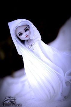 Custom MH Dolls Frankie Stein