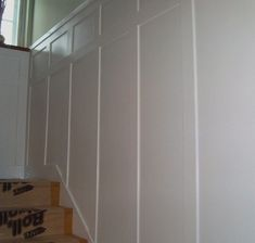 Wall Panelling Wood, Arts and Crafts Wall Panels, Painted,-Gallery