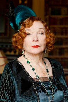 Martha Levinson | Downton Abbey / Shirley MacLaine