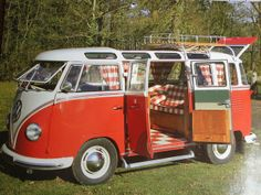 VW camper at it's best by caro-jon-son, via Flickr #camper