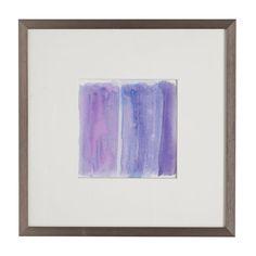 Aquarelle Wall Art - Lavender - New
