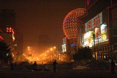 Chengdu Night Scene