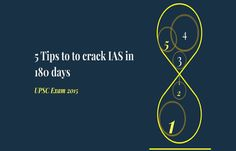 5 rules to crack UPSC IAS Exam 2015; plan the next 180 days Learn how http://indiatoday.intoday.in/education/story/5-tips-to-crack-upsc-ias-exam-in-180-days/1/420689.html