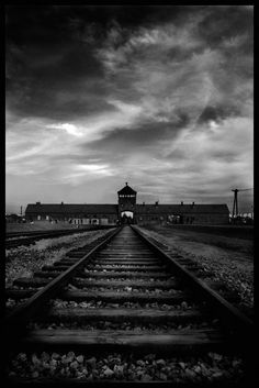 ... never to be forgotten ... Auschwitz Birkenau death camp.