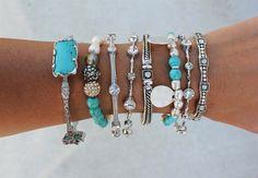 Over 50 Layering Bracelets | Jane