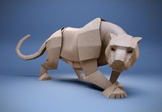 Origami Cats | Origami Cat by mx on deviantART