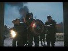 My favorite Avenger. Captain America: The First Avenger - Trailer
