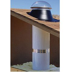 Natural Light Tubular Skylight Kits What are Tubular Skylights? Tubular Skylights are energy efficient high performance lighting systems that are cylindrical in shape and. Solar Energy System, Solar Power, Alternative Energie, Best Solar Panels, Wind Power, Power Bike, Diy Solar, Off The Grid, Green Building
