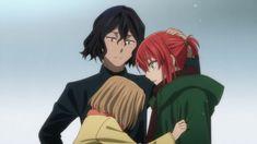 Best Romance Anime, The Ancient Magus Bride, Anime Kawaii, Shoujo, Anime Guys, Chibi, Animation, Fan Art, Manga