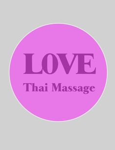 I love Thai Massage...My wife and I are both Thai Massage practitioners. It has had a very positive impact on our life and our relationship!