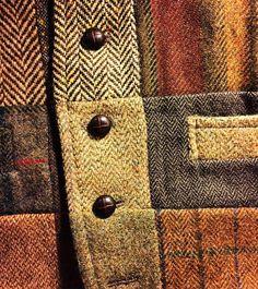 charleshenry:  Patchwork tweed