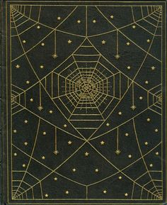 The Book of Wonder | Lord Dunsay | Published by Heinemann in 1912 | Bound in deer skin with gilt spiderweb design