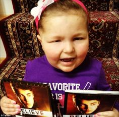 Avalanna Routh, 6, known as 'Mrs Justin Bieber' dies of cancer ...